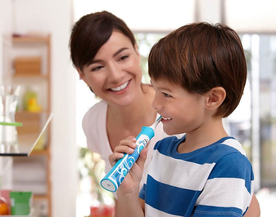 Tips for raising Kids with Great Teeth