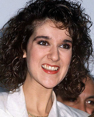 Celine Dion (Before)