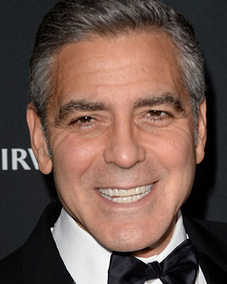 George Clooney (After)