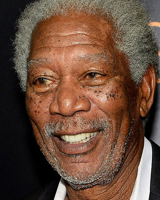 Morgan Freeman (After)