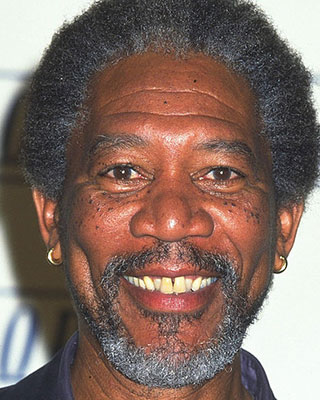 Morgan Freeman (Before)